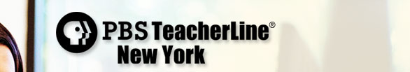 PBS TeacherLine(r) New York